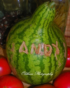 I had to try this myself. I was so excited and impatient I didn't let the watermelon fully mature.    :-(