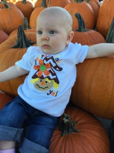 Now I know what a pumpkin patch is
